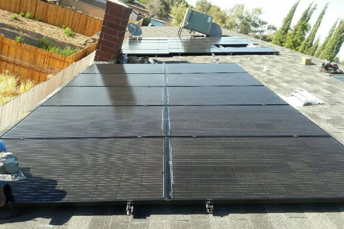 Solar Panel Installation in Lancaster, CA (7kW) - 4