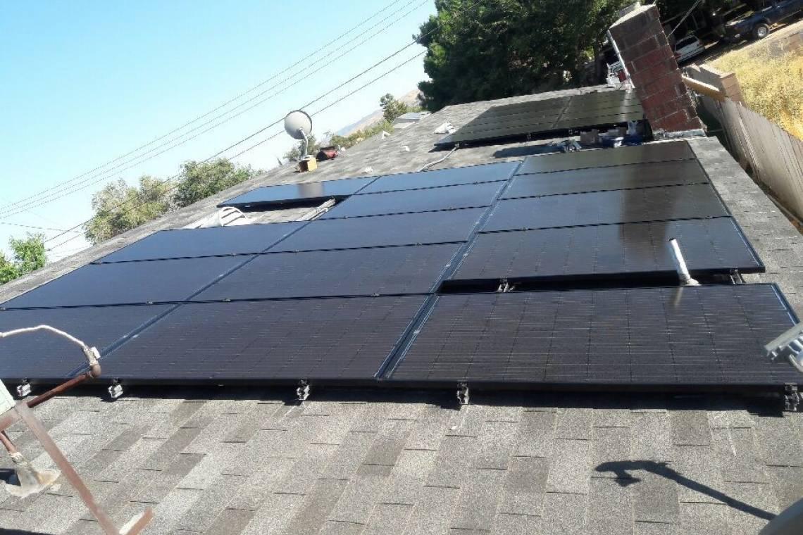 Solar Panel Installation in Lancaster, CA (7kW) - 3