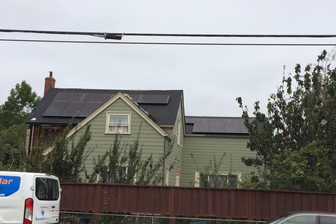 Asphalt Shingle Solar Panel Installation in Fortuna, CA (9.69 kW) - 2