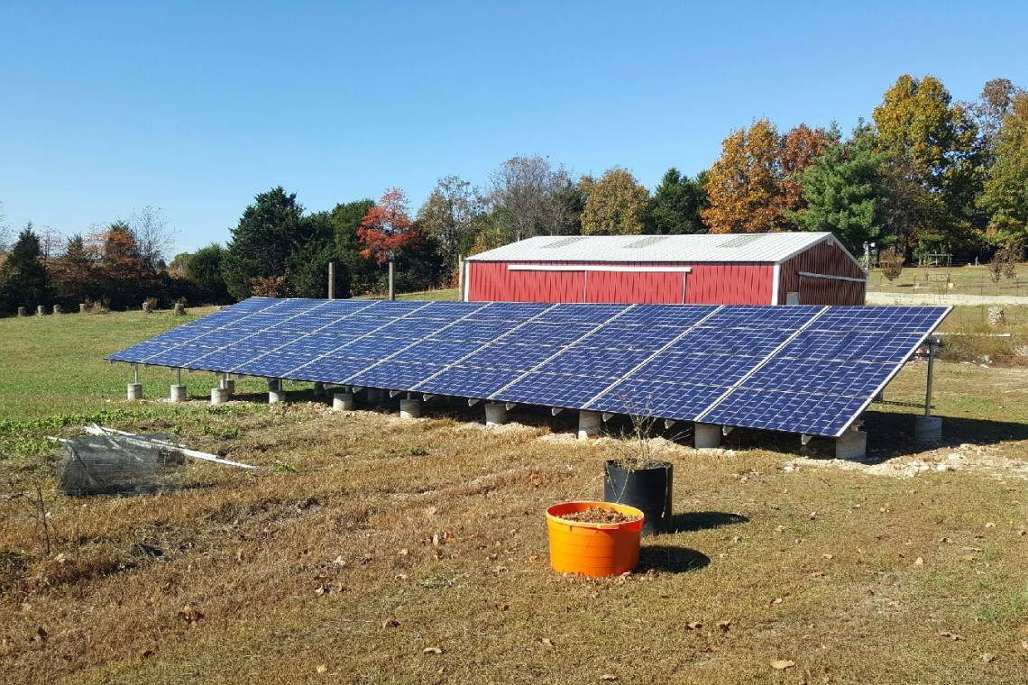 Newfoundland Solar Panel Install Greensolartechnologies Wiring