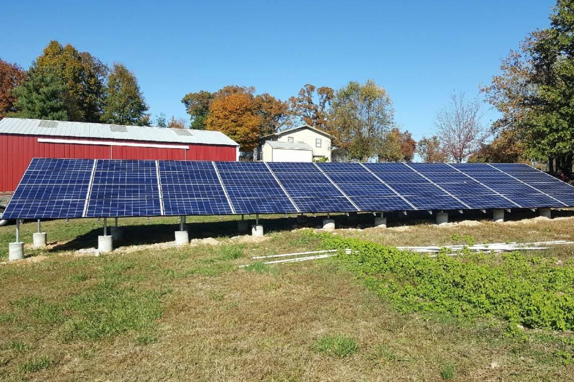 Newfoundland Solar Panel Install 1 Greensolartechnologies Wiring