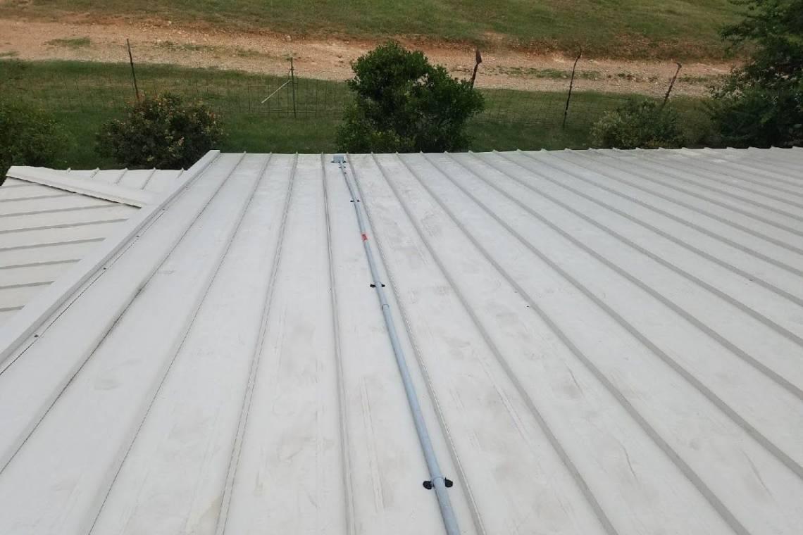 Solar Panel Installation in Lometa, TX - 1