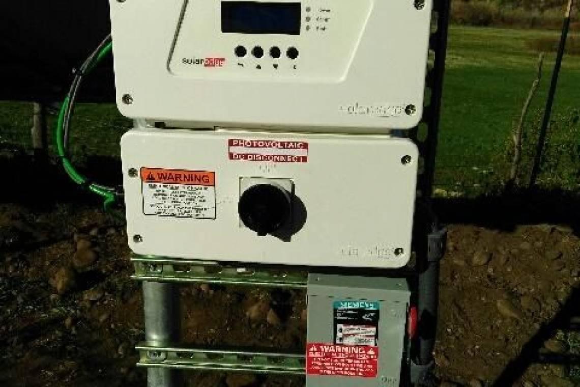Ground Mount Solar Panel Installation in Rural Vadito, NM (3.99 kW) -