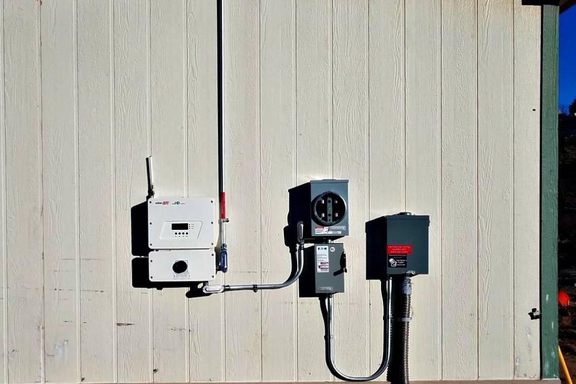 Inverter Installation in Cottonwood AZ