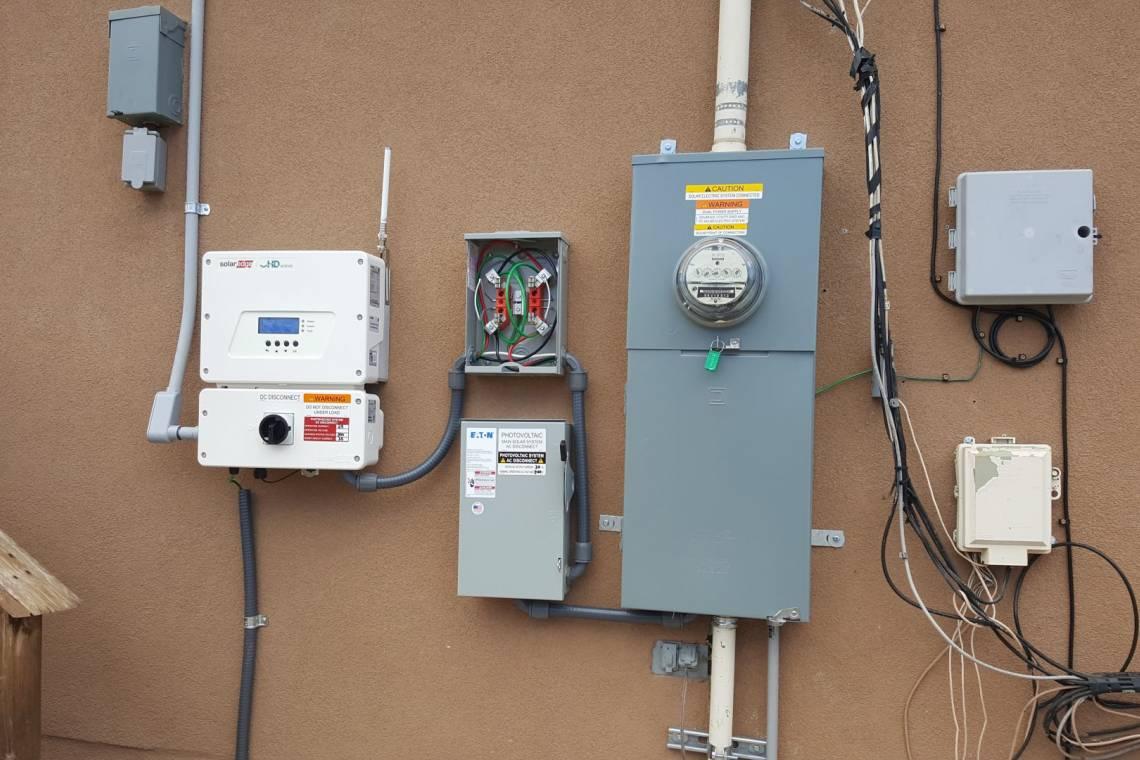 Inverter Monitoring Ruidodo Downs, NM