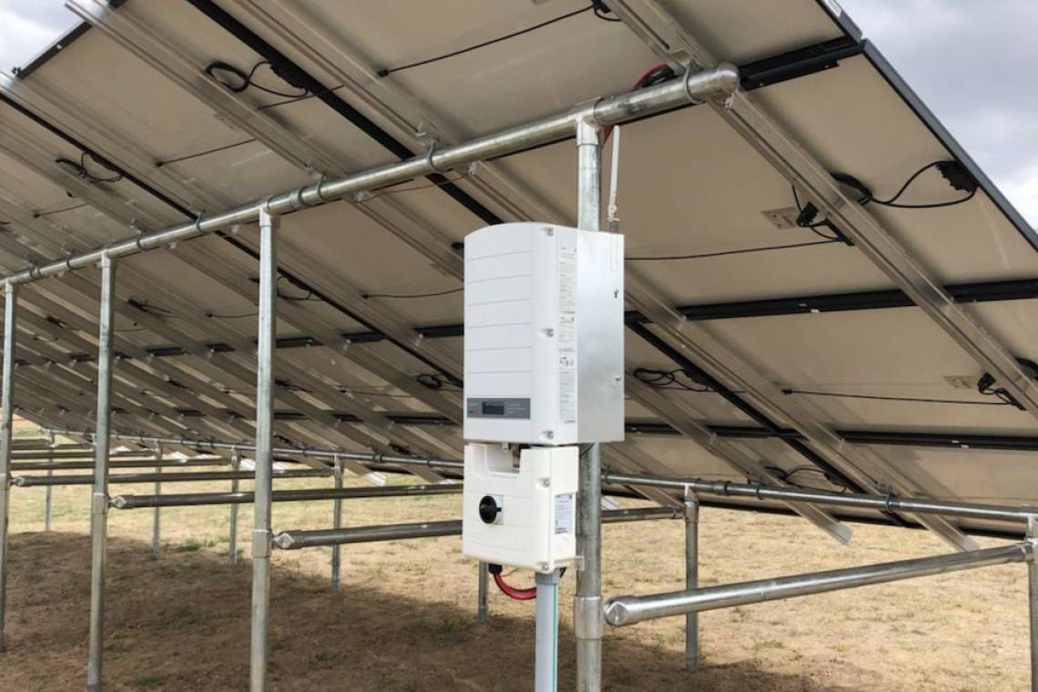 Inverter by SolarEdge in Thermopolis WY
