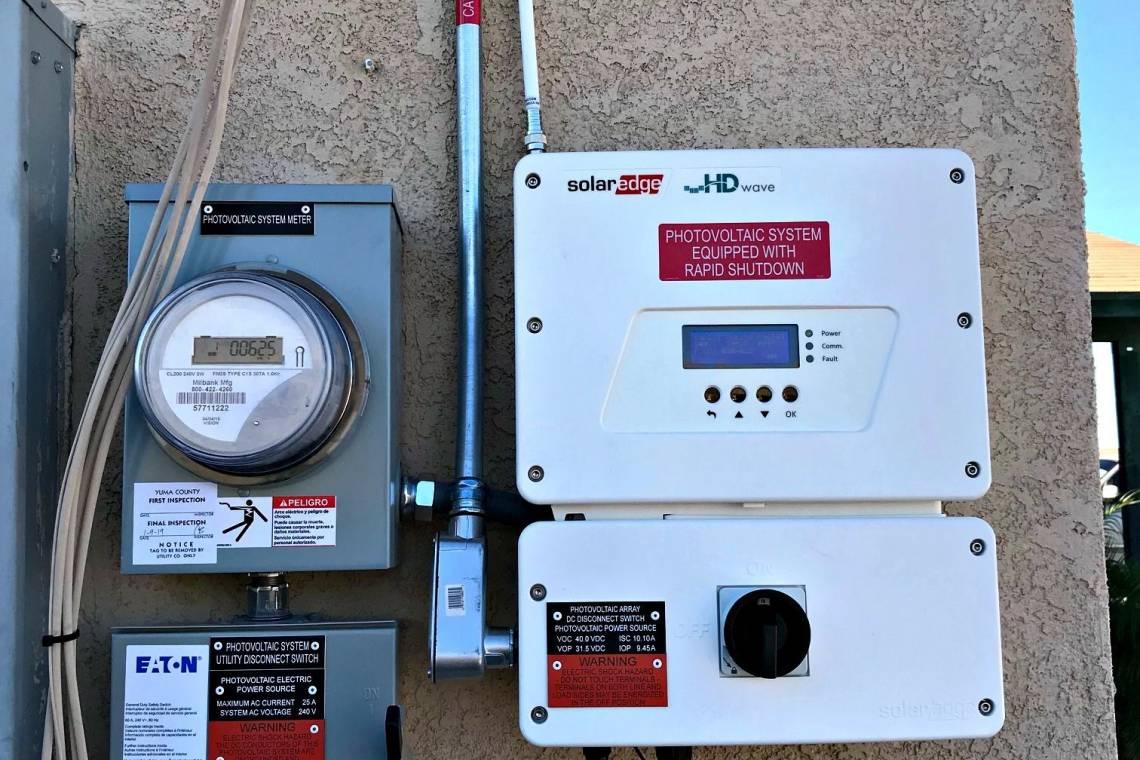 Inverter by SolarEdge in Yuma AZ
