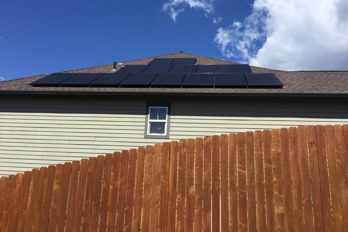 Solar Panel Installation in New Castle, CO - 2