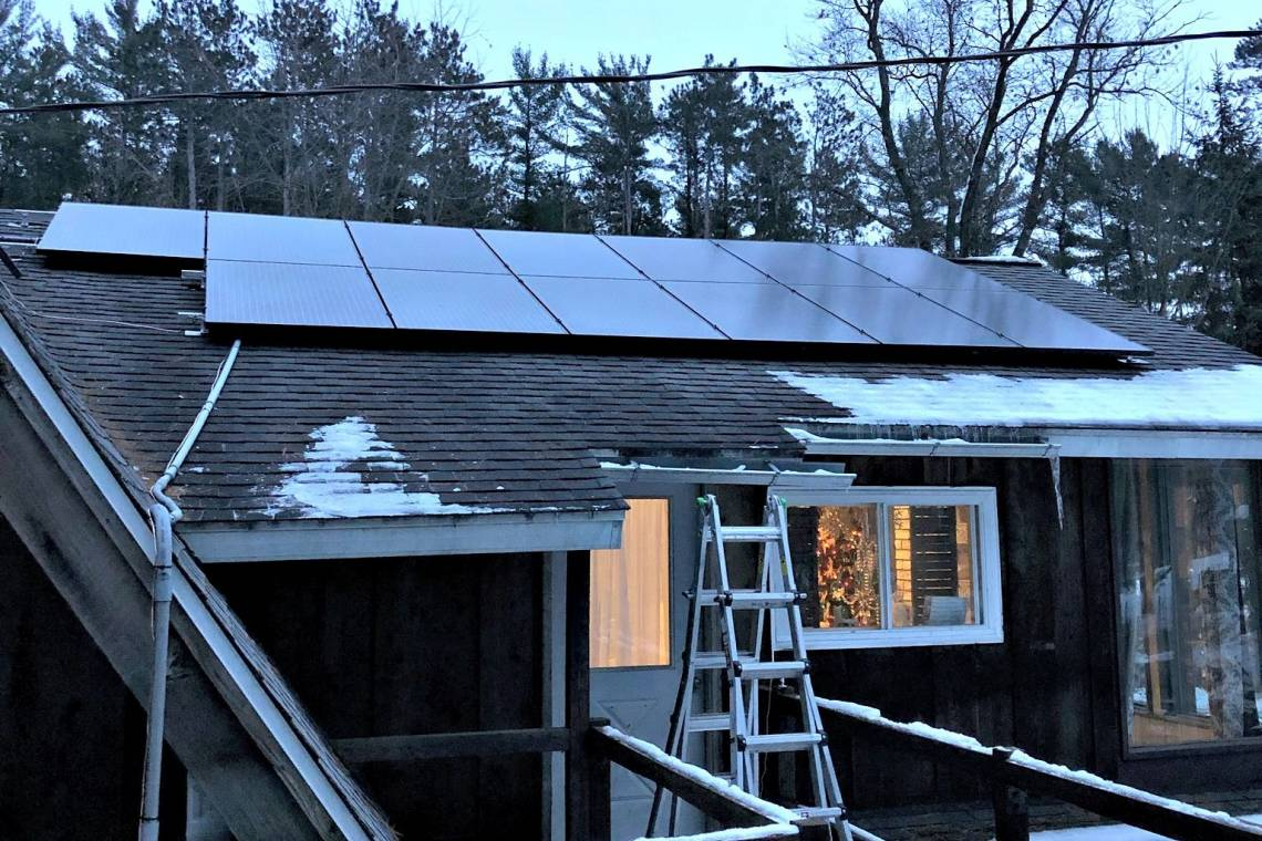 PV System Installation in Plover WI