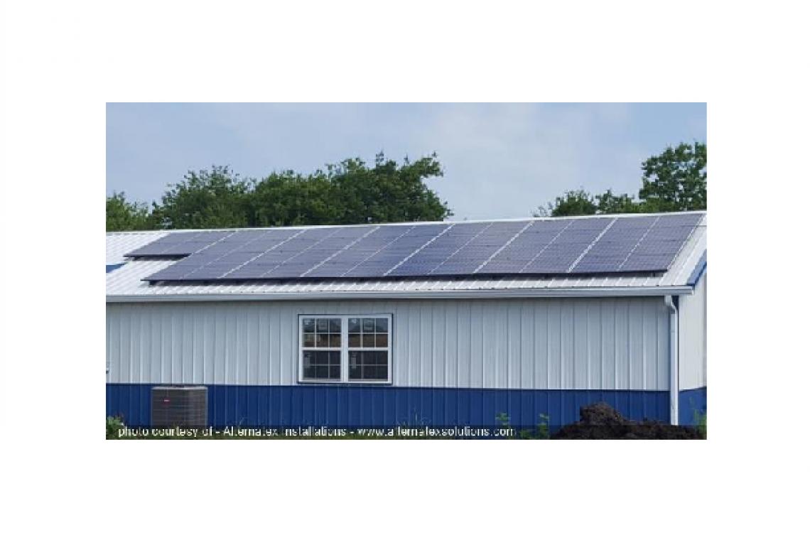 Itasca, TX Solar Panel Installation - 4
