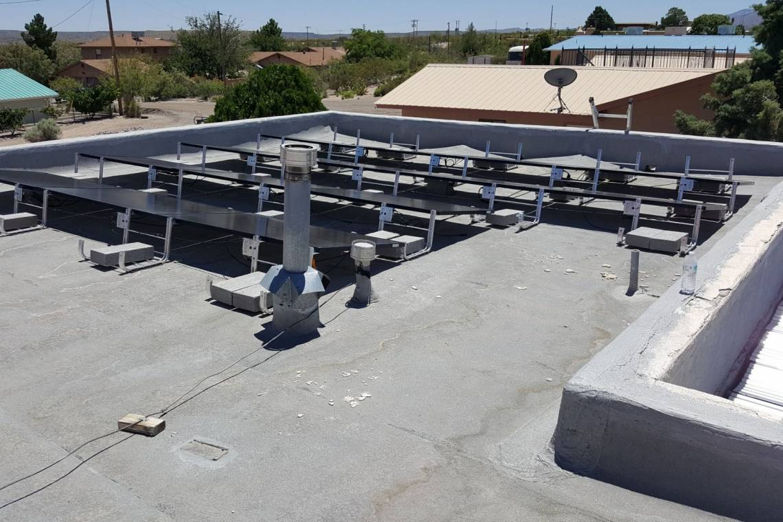 Solar Panel Installation in Elephant Butte, NM - 1