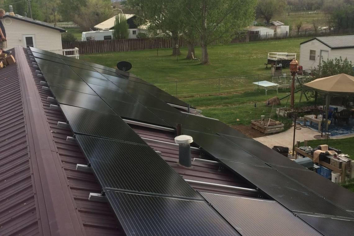 Solar Panel Installation in Vernal, UT - 4