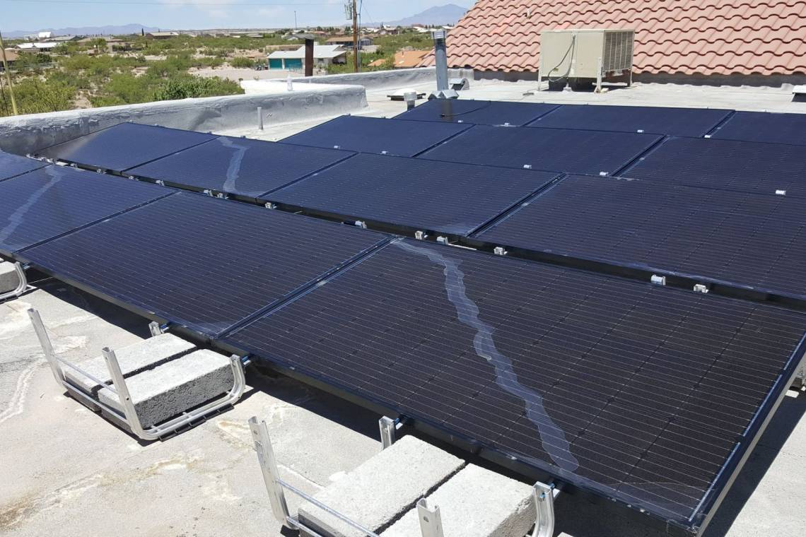 Solar Panel Installation in Elephant Butte, NM - 3