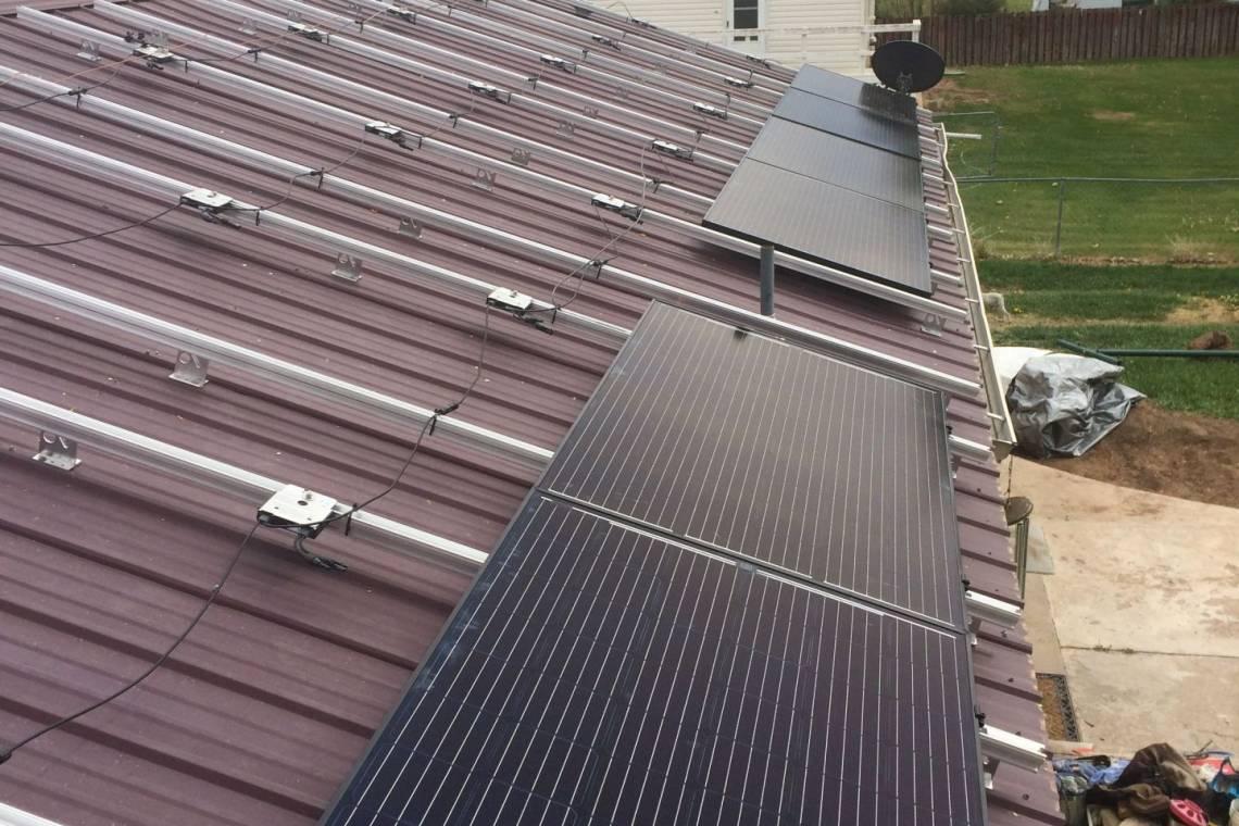 Solar Panel Installation in Vernal, UT - 3