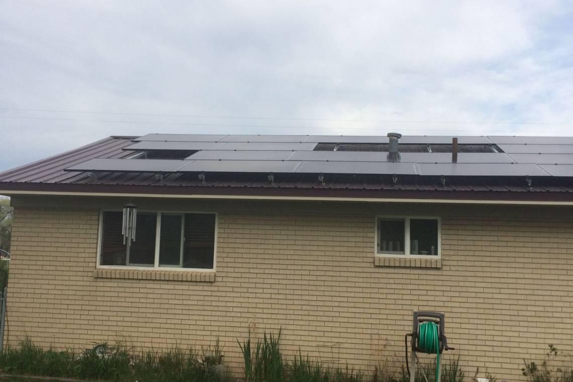 Solar Panel Installation in Vernal, UT - 2