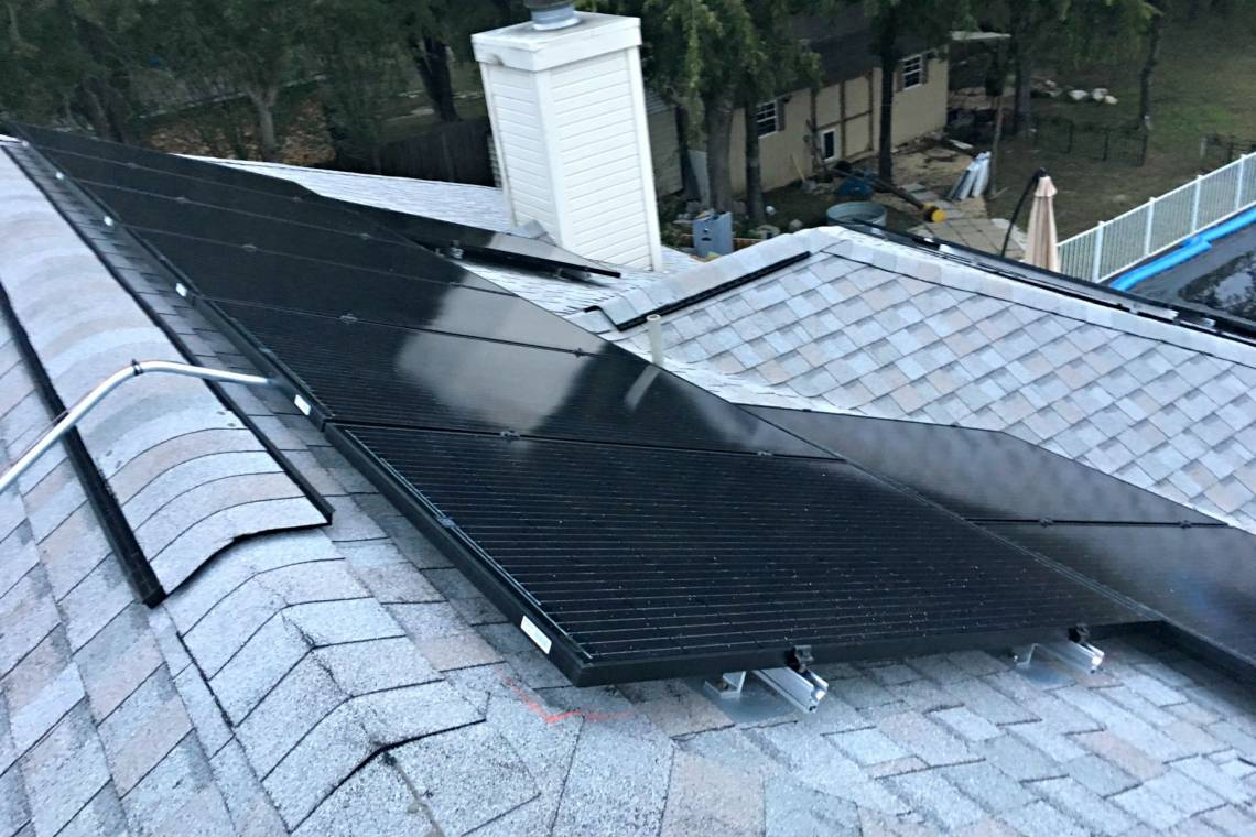Photovoltaic System in Belton TX