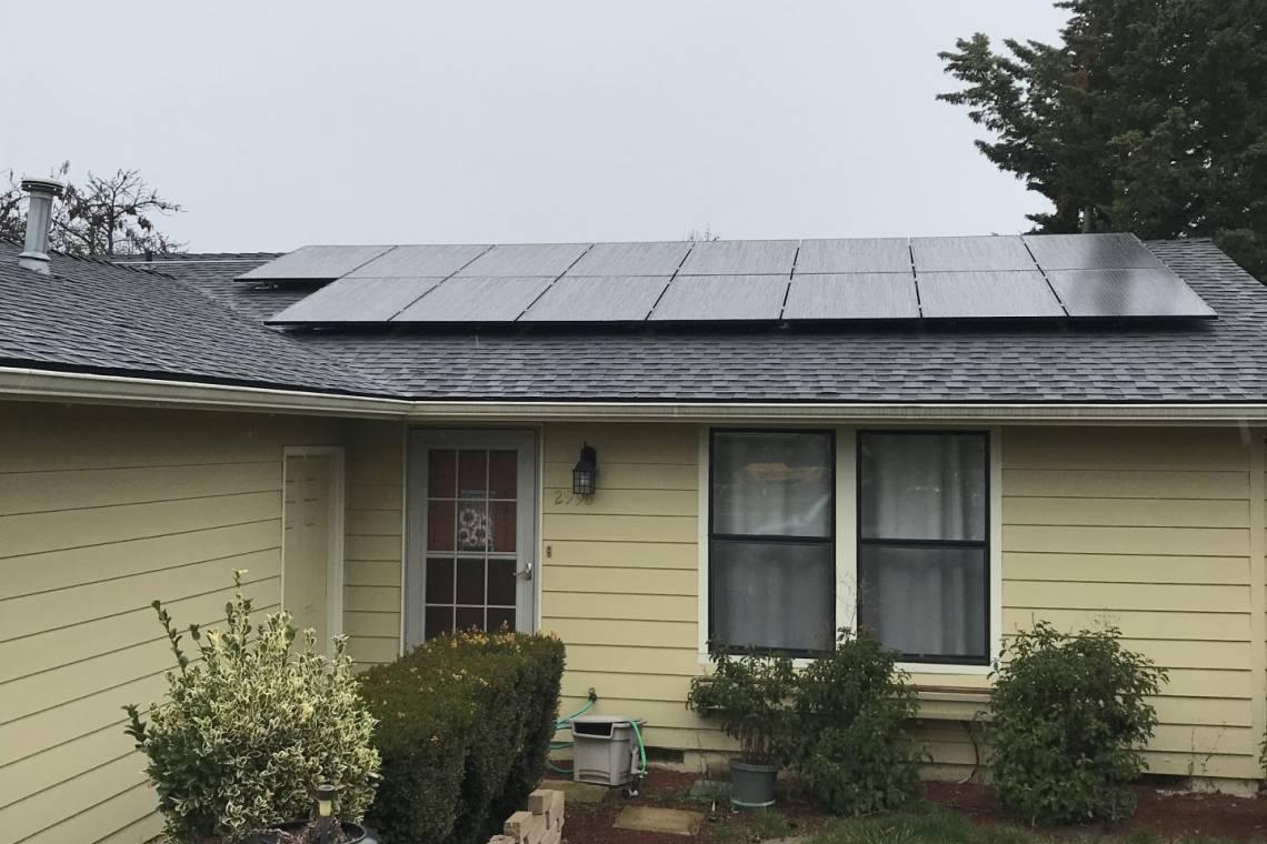 Solar Panel Installation in Redding, CA