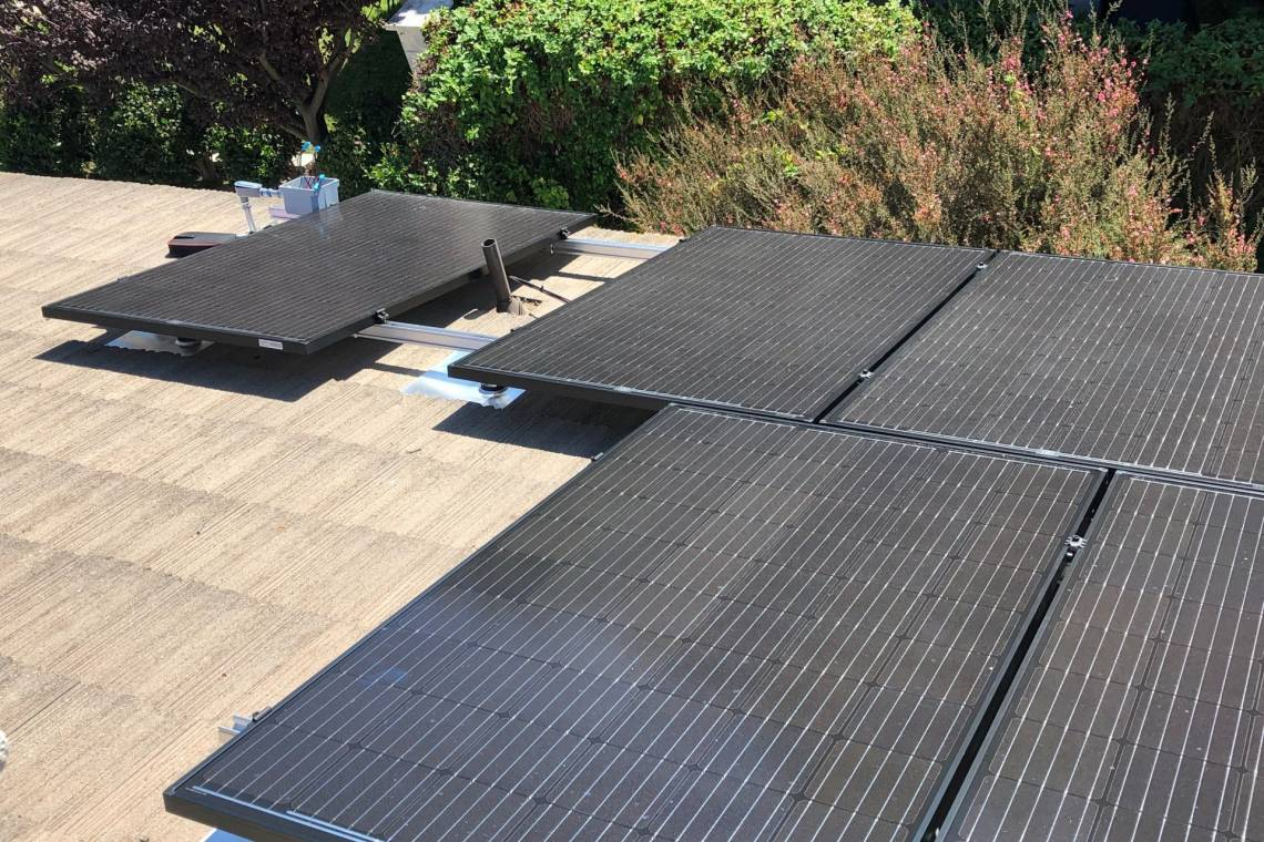 SolarWorld Installation in Niguel, CA