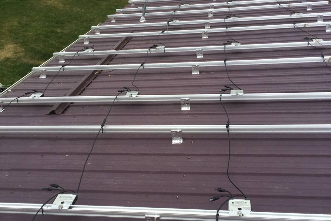 Solar Panel Installation in Vernal, UT - 1