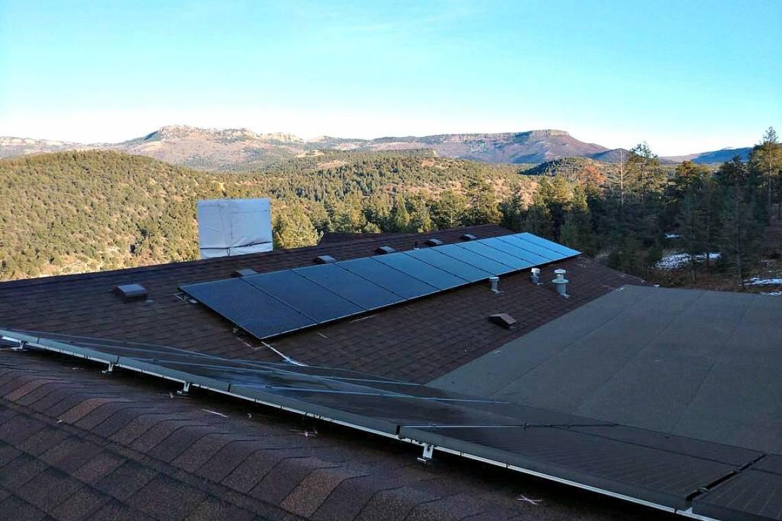 Residential Solar Energy System in Trinidad CO