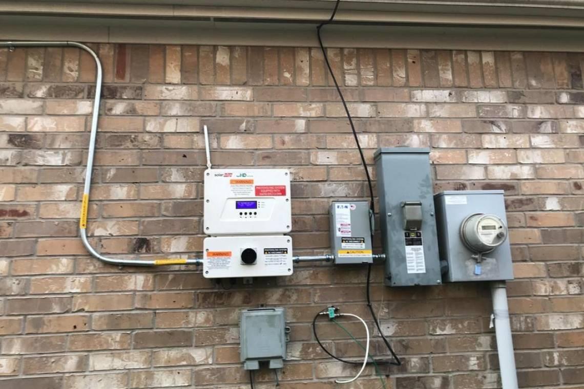 SolarEdge Installation in Pearland TX