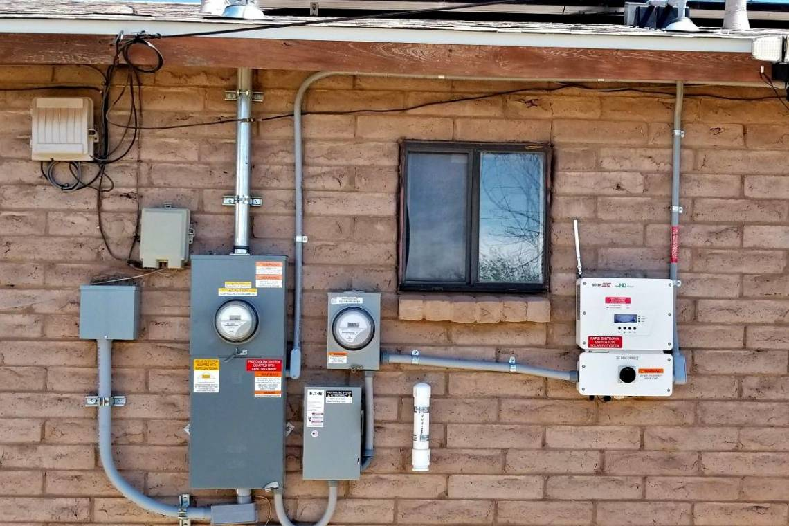 SolarEdge Inverter in Alamogordo NM