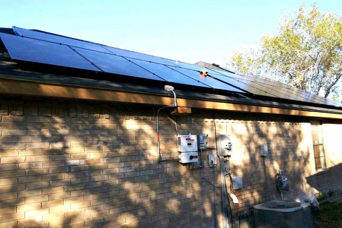 SolarEdge Inverter in Edinburg TX