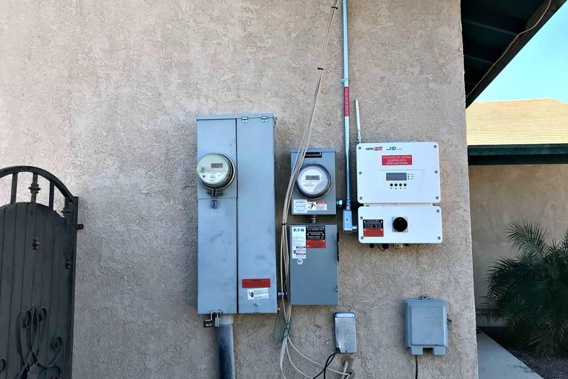 SolarEdge Inverter in Yuma AZ