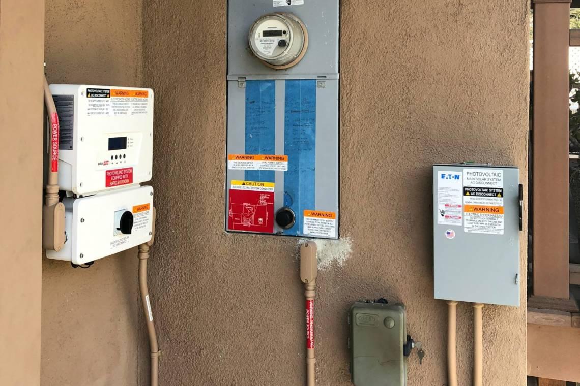 SolarEdge Monitoring in Orange CA