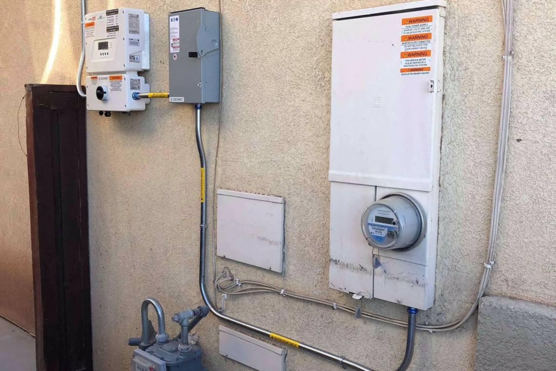 SolarEdge System in Heber CA