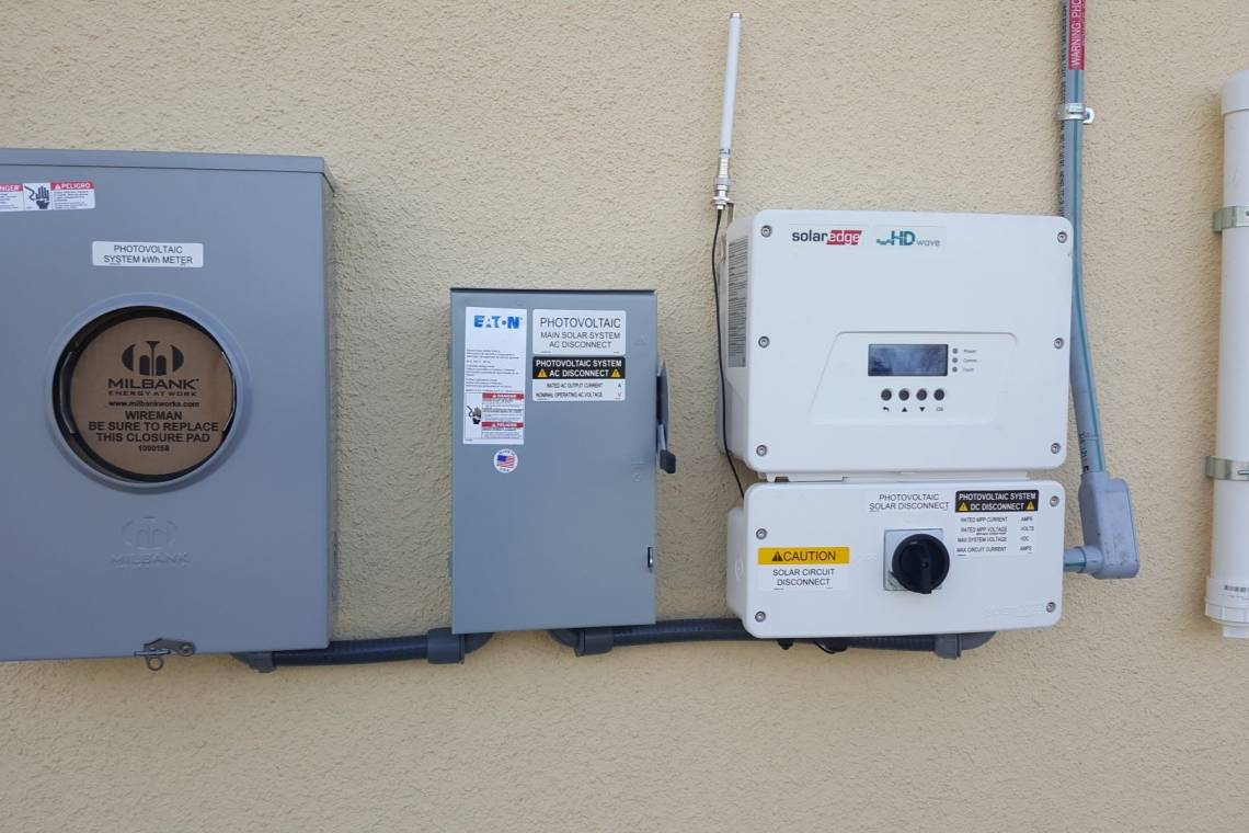SolarEdge System in Roswell NM