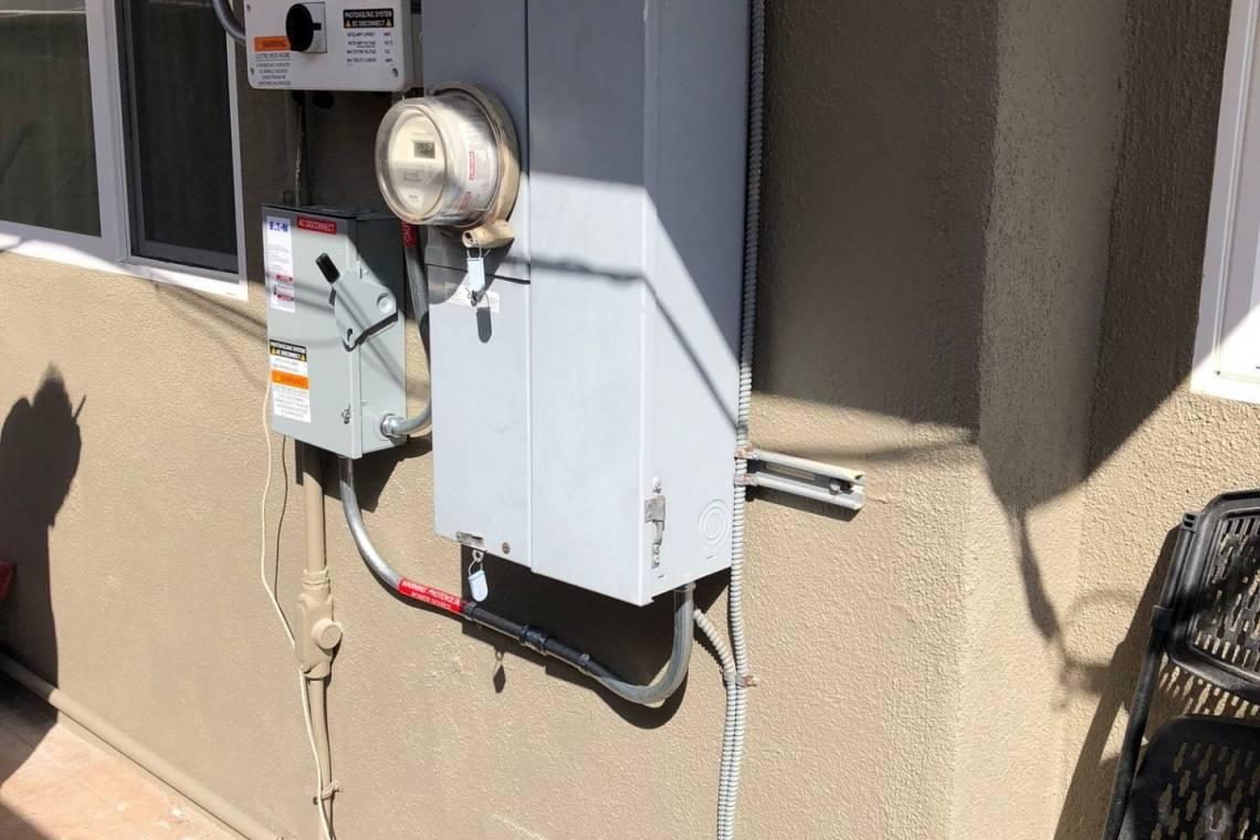 SolarEdge System in San Pedro CA