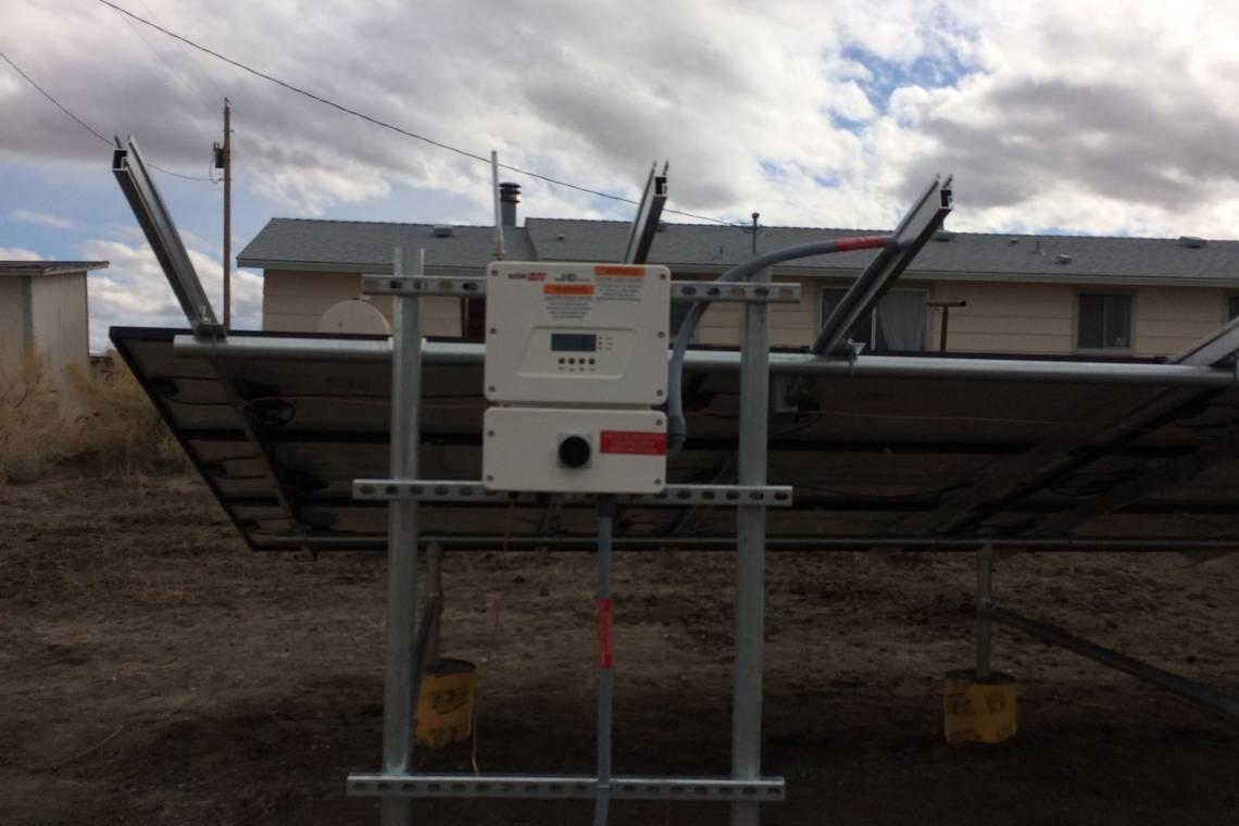 SolarEdge in Fallon NV