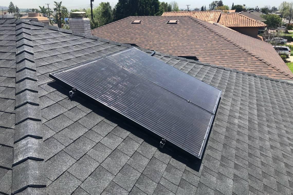 SolarWorld Panels in Orange CA