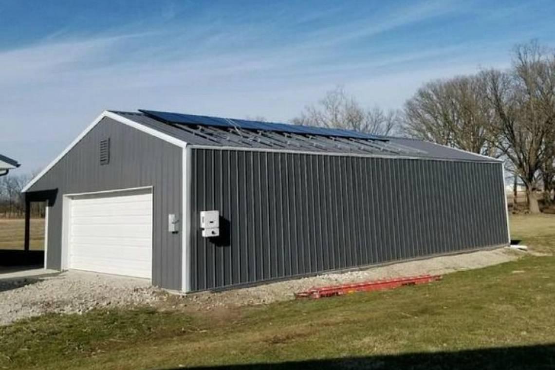 Solar Electric System in Oakwood IL