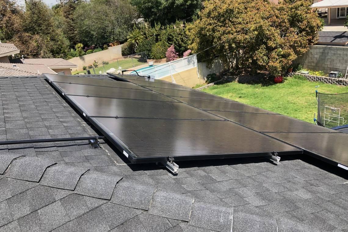 Solar Electric System in Orange CA