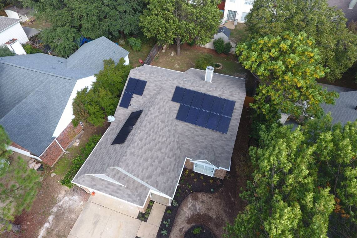 Solar Energy System in Fort Worth TX