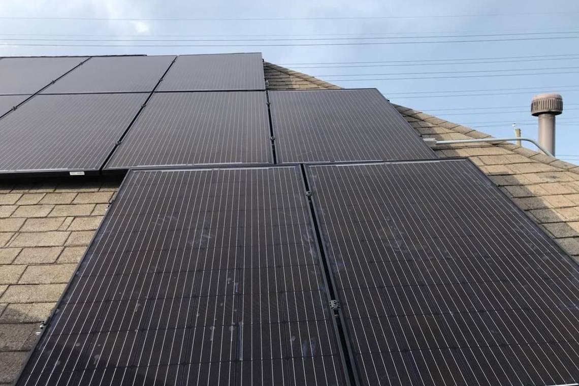 Solar Energy System in Pearland TX