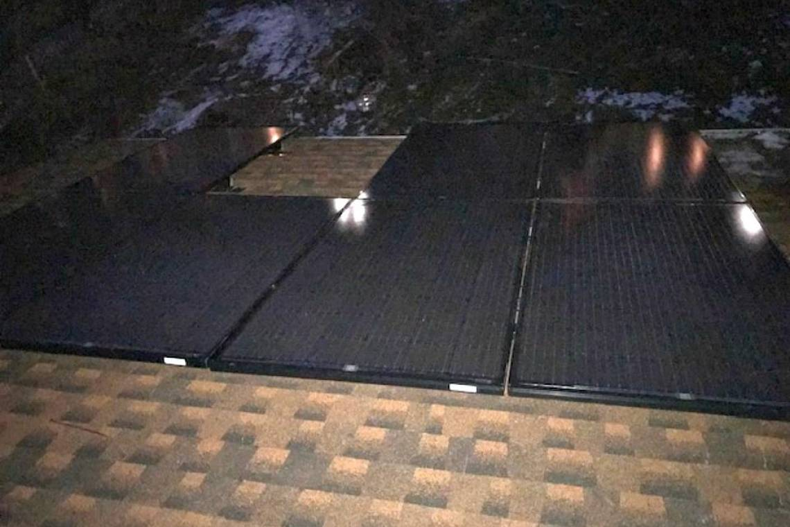 Solar Panel Array in Reading PA