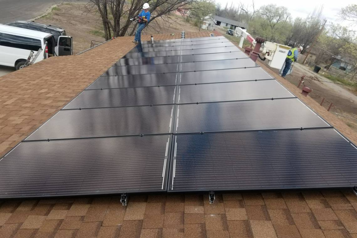 Solar Panel Installation in Roswell NM