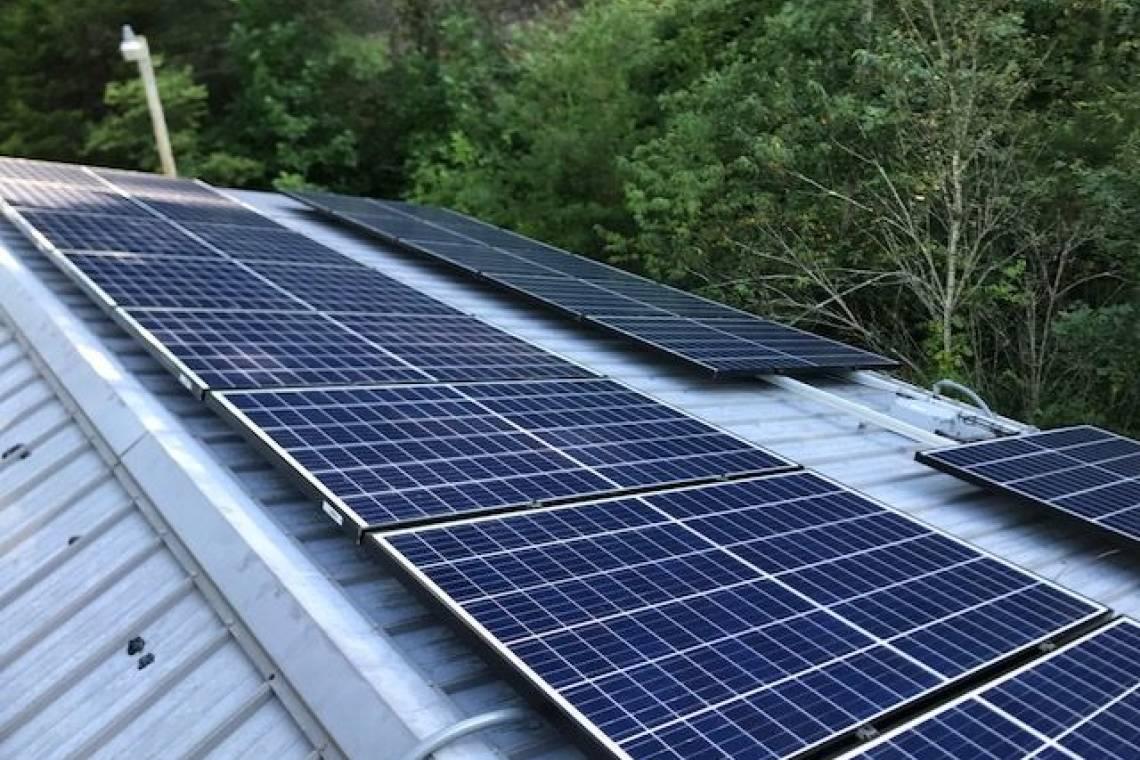 Solar Panel Installation in Alexander, NC - 2