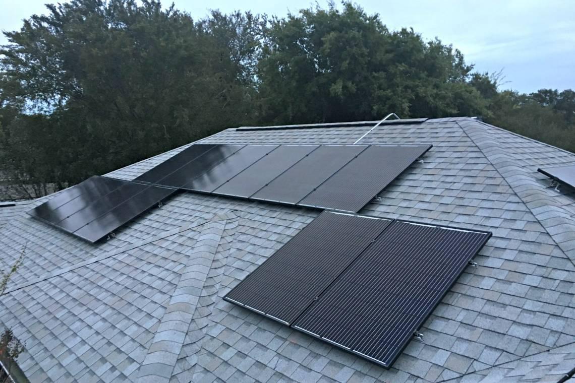 Solar Power Generation in Belton TX