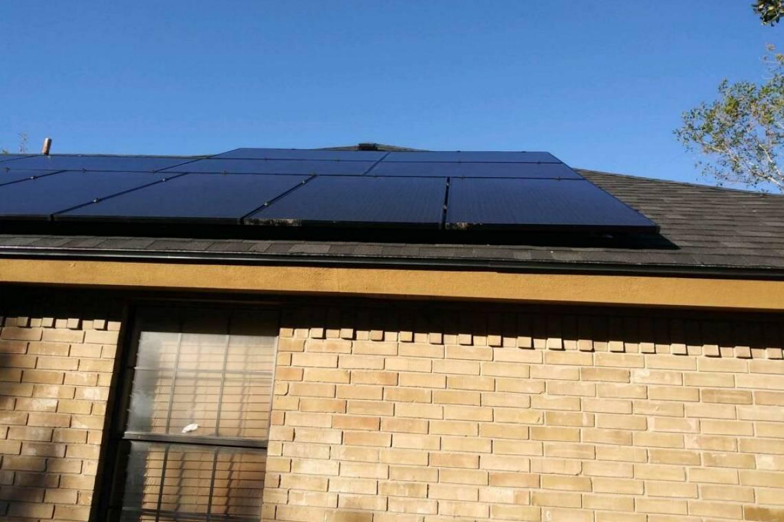 Solar Power System in Edinburg TX