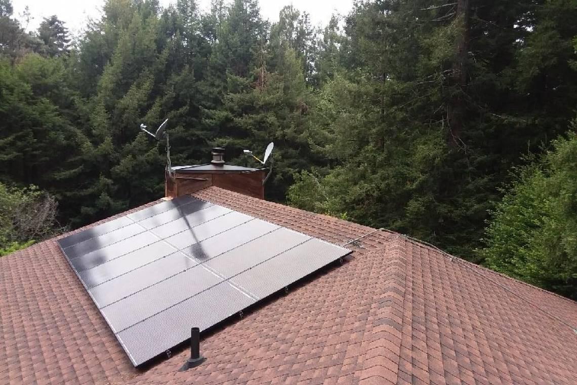 Solar Power System in Fort Bragg CA