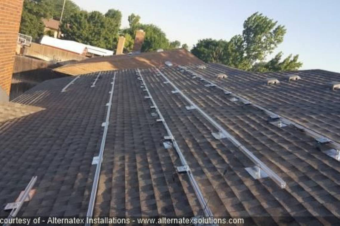 Roof Mount Solar Panel Installation in Amarillo, TX - 4