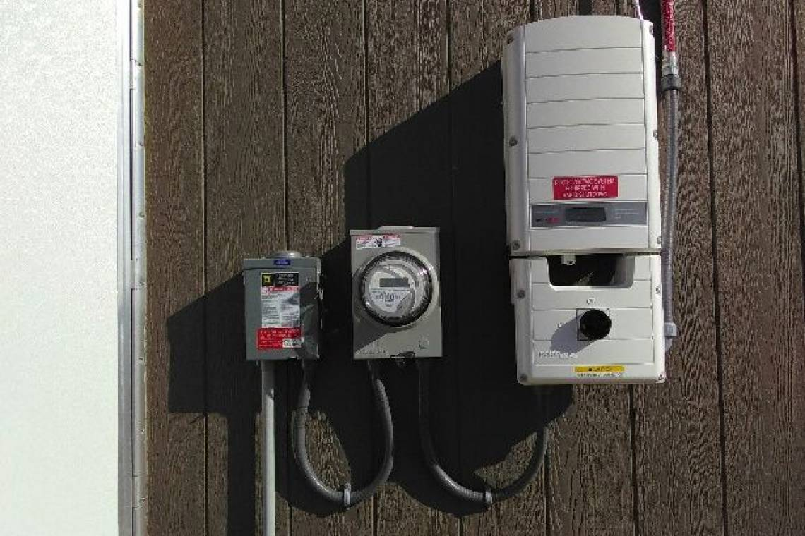 Solar Panel Installation in Midland, TX - 1