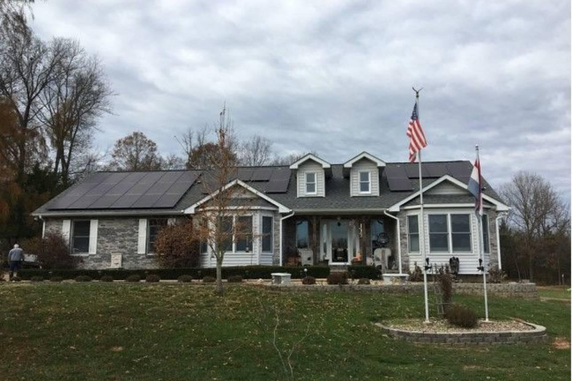 Solar Panel Installation in De Soto, MO
