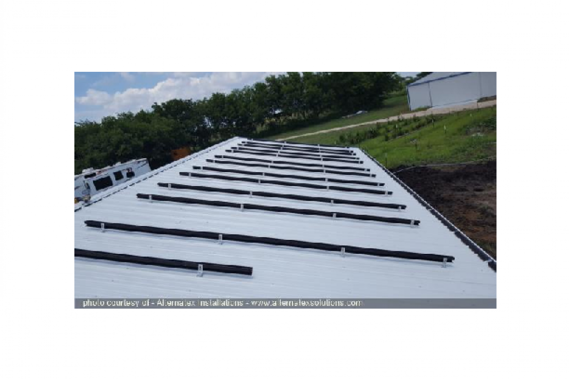 Itasca, TX Solar Panel Installation - 2